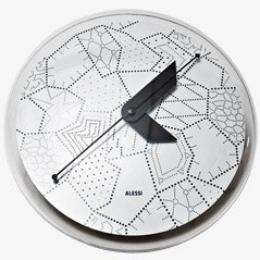 Sole Wall Clock by Alessandro Mendini for Alessi