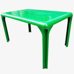Stadio 120 Dining Table by Vico Magistretti