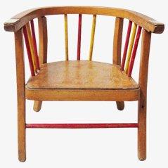 Vintage Children's Chair, 1950s