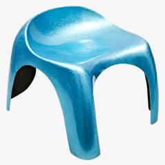 Efebo Stool by Stacy Dukes for Artemide, 1966