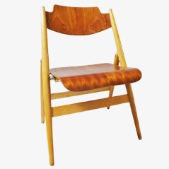 SE18 Children's Folding Chair by Egon Eiermann, 1952
