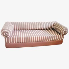 3-Seater Canapouf Sofa by Pierre Cardin