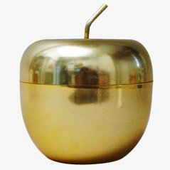 Apple Ice Bucket by Ettore Sottsass for Rinnovel, 1953