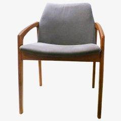 Vintage Teak Chairs by Kai Kristiansen, 1960s, Set of 6