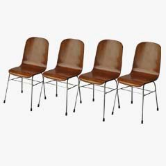 Toby Chairs by Neil Morris for Morris of Glasgow, Set of 4