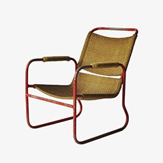 Modernist Chair by Bas Van Pelt for EMS/My Home, 1920s