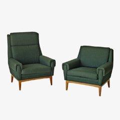 Paar Sessel, 1960er