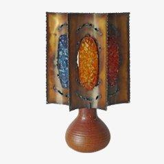 Lampada da tavolo di Accolay, Francia, anni '70