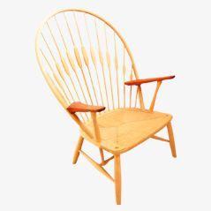 Peacock Stuhl von Hans J. Wegner für PP Mobler