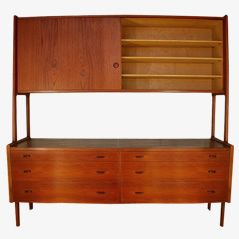 Ry 20 Sideboard by Hans Wegner for Ry Mobler, 1950s