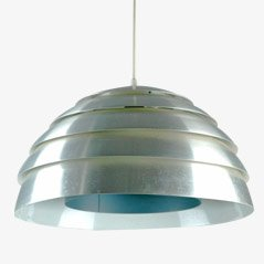 Lámpara colgante Dome de Hans Agne Jakobsson para Markaryd, años 60