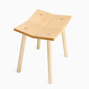 Mitre Stool by Shaun Kasperbauer for Souda