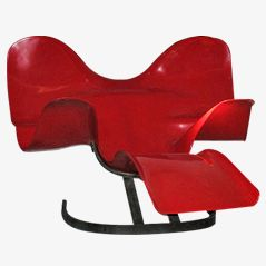 Elephant Chair by Bernard Rancillac, 1985