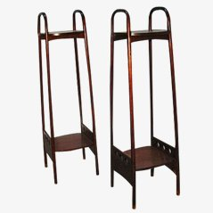 Plant Stands by Josef Hoffmann , Set of 2