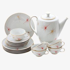 Tea Set from Germany, 1950s