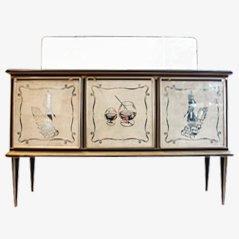 Sideboard von Umberto Mascagni für Mascagni Co. Bologna, 1950er