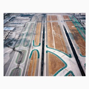 South Runway at LAX by Benny Chan