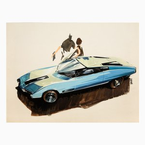 American Concept Car by Ken Vendley