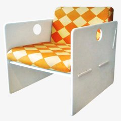 Chaise Longue POP Vintage, 1960s