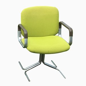 Mid-Century Office Chair from Mauser Werke Waldeck, 1960s