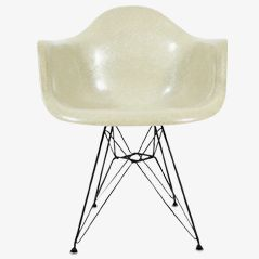 DAR Rope Edge Chair by Charles & Ray Eames