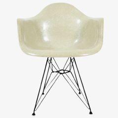 DAR Rope Edge Stuhl von Charles & Ray Eames