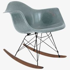 RAR Rocking Armchair by Charles & Ray Eames
