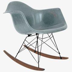 RAR Schaukelstuhl von Charles & Ray Eames
