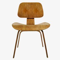 DCW Stuhl von Ray & Charles Eames für Herman Miller