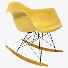 Schaukelstuhl von Ray & Charles Eames für Zenith