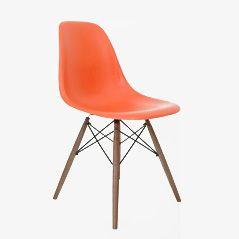 DSW Stuhl von Charles & Ray Eames für Herman Miller