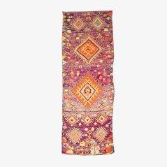 Marokkanischer Vintage Teppich, 1950er