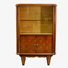 Art Deco Display Case, 1940s