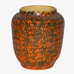 Mid-Century Hungarian Ceramic Vase, 1950s