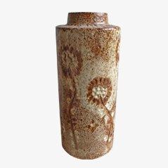 Jarrón vintage de cerámica de Zsolnay