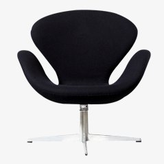 Swan Chair by Arne Jacobsen for Fritz Hansen, 1968