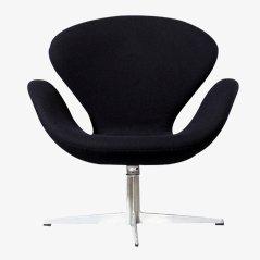 Swan Chair von Arne Jacobsen für Fritz Hansen, 1968