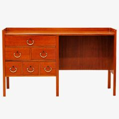 Vanity Desk by Josef Frank for Firma Svenskt Tenn, 1950s
