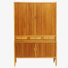 Teak Cabinet by Carl Axel Acking for Bodafors, 1950s