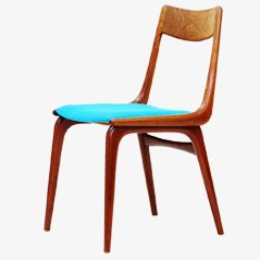 Vintage Boomerang Chairs by Alfred Christensen for Slagsele Møberlverk, Set of 6