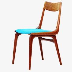 Vintage Boomerang Chairs von Alfred Christensen für Slagsele Møberlverk, 6er Set