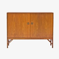 Teak Sideboard by Børge Mogensen for C.M. Madsen, 1950s