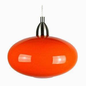 Orangefarbene Naronickel 87265a Hängelampe von Eglo