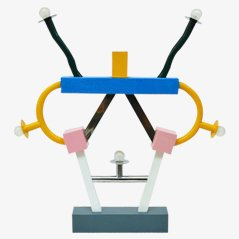 Ashhoka Lamp by Ettore Sottsass for Memphis Milano, 1981