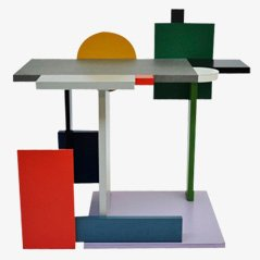 Console Table by Peter Shire for Design Gallery, 1988