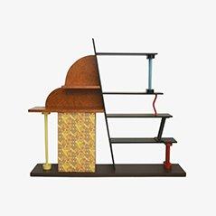 Malabar Shelf by Ettore Sottsass for Memphis, 1982