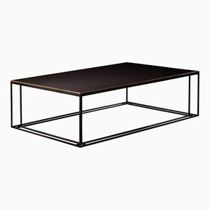 Table Basse Binate en Ardoise par Richy Almond pour NOVOCASTRIAN