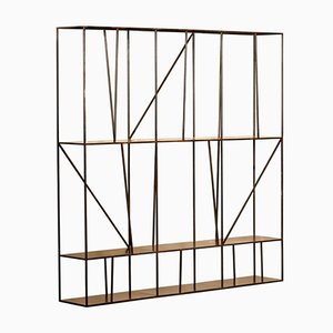 Staiths Shelving Unit by Richy Almond for NOVOCASTRIAN
