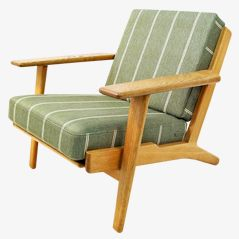 GE-290 Sessel von Hans J. Wegner für Getama