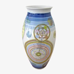 Astronomy Floor Vase from Hutschenreuther, 1960s